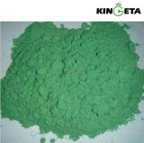 Kingetaは水溶性肥料NPK 20-20-20+T.Eの粉肥料を着色した