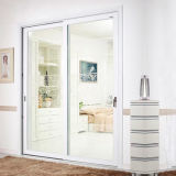 Puertas de vidrio de desplazamiento del interior/del patio Aluminium/Aluminum de la buena calidad
