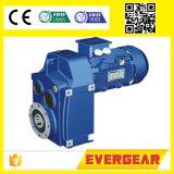 Reductor de velocidad aprobado de la alta calidad F de la ISO del SGS