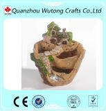 Potten van de Bloem van Gardenn van het Beeldje van de Uitrustingen van feeën de Miniatuur voor Verkoop