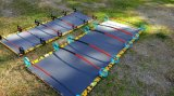 Coperta gonfiabile di campeggio eccellente esterna della stuoia della spiaggia di sonno di auto ecologico del doppio del rilievo della coperta di picnic della stuoia della spiaggia del materasso della base di aria