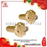 Bits de tecla chineses do martelo da pressão de ar DTH da qualidade superior baixos