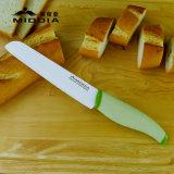 Ceramisch het Snijden/van de Filet/van het Brood Mes met de Verpakking van het Karton van de Blaar
