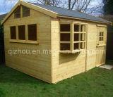Chambre en bois préfabriquée