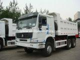 Sinotruck HOWO camión volquete 6X4 18cbm Capacidad
