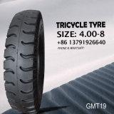 Triciclo de la motocicleta neumático 400-8