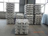 고품질 순수한 알루미늄 주괴 99.7%