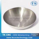Bandeja/Wok Titanium haciendo girar de metal del CNC como equipo de la cocina