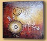 Pintura al óleo abstracta - nuevo diseño (ADB0089)