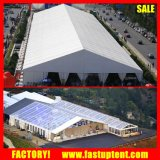 30X50 Clearspan Aluminiumzelle-Lager-Zelte mit Walzen-Tür