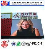 Hohe Helligkeit P6 HD SMD im Freien wasserdichte LED Bildschirm bekanntmachend