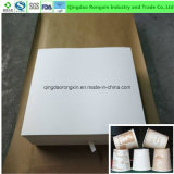 Wegwerfverpacken-Material-Papier für Papiercup, Papierbehälter in der Rolle und Blatt