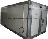 오븐 (가스 /LPG/Diesel)를 치료하는 산업 분말 코팅