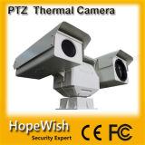 Loongの範囲の軍隊および軍隊の使用のための手段によって取付けられる非冷却の上昇温暖気流IR PTZのカメラ