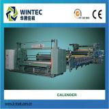 Cinco Roller Hoja Calendario / PVC Hacer Calandrias y Línea de Producción