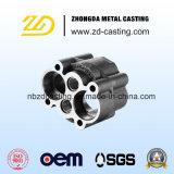 CNC подвергая механической обработке с алюминием заливкой формы для частей
