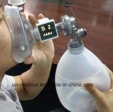 ETCO2 inalámbrico (CO2 final de la espiración) Monitor de Capnograph de uso veterinario