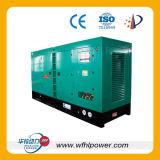 conjunto de generador diesel silencioso de 100kVA Cummins