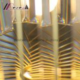 Lampada Pendant della striscia di cristallo del triangolo del nuovo prodotto 2017 per la casa