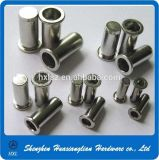Flat Countersunk Head Round Body Close End Blind Rivet Nut