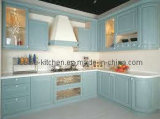 Кухонный шкаф кухни PVC