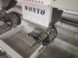 Wonyo 큰 큰 긴 지역 자수 기계