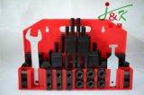 58 Stück-deluxer Stahl, der Installationssätze von China festklemmt