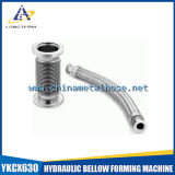 Acero inoxidable flexible del tubo del metal hecho en China