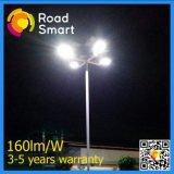 Solarstraßenlaternemit 12V 20W LED Lithium-Batterie