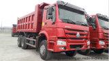 真新しいHOWOのダンプトラックのダンプカートラック366 HP