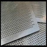 Lieferant Edelstahl-des perforierten Metallblattes
