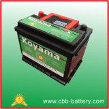 Accumulatore per di automobile automatico della batteria di prezzi di fabbrica di Guangzhou 55ah 12V