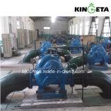 Kingeta a personnalisé la pompe à eau industrielle libre pour la reprise d'économie de l'électricité