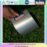 Revestimento de prata personalizado do pó do pulverizador de Ral 9006 metálicos elevados do pó do efeito do lustro