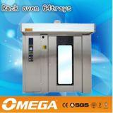 De industriële Dubbele Roterende Oven van het Rek