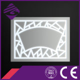 Jnh255 Decorative Bathroom Wall Mirror Bath LED avec Patterns beauitful