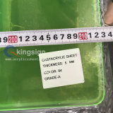 2.5mm Color Acrylic Sheet Plate
