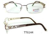 Het Optische Frame van het Titanium van de Glazen van het Oog van het Frame van het titanium (TT 6144)