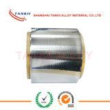 Bright Constantan Strip (CuNi44Mn) Cobre Níquel Resistência Elétrica Aquecimento Wire