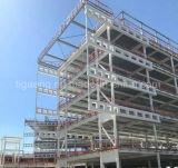 Villa della struttura d'acciaio di Prebuilt/corte/campo da pallacanestro/palestra di gioco del calcio