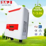 Решетк-связанный SAJ выход инвертора 220V одиночной фазы солнечный