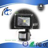 10W 운동 측정기 안전 LED 투광램프