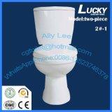 2#-1 tocador de cerámica del cuarto de baño se separan/del baldeo de dos piezas en mercancías sanitarias