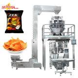 Pommes chips automatiques de pente de Bosch petites faisant la machine de conditionnement