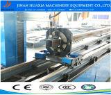 Hochleistungs--Preis-Verhältnis CNC-Plasma-Kreis-Gefäß-und Quadrat-Rohr-Ausschnitt-Maschine