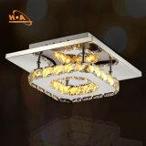 Lámpara cristalina creativa del diseño de muestra para la sala de estar
