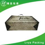 Bolsa de papel adaptable para el perfume cosmético del regalo del alimento de la ropa