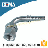 Schlauch-Nippel-weibliche hydraulische Kupplung-senkrechtes passendes hydraulisches Rohrfitting-JIS galvanisiertes Öl und Gas Fitting28611 28641 28691