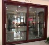 Puerta deslizante magnífica de aluminio residencial (BHA-DS08)