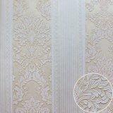 Papier peint à la maison insonorisant de décoration de papier peint non-tissé